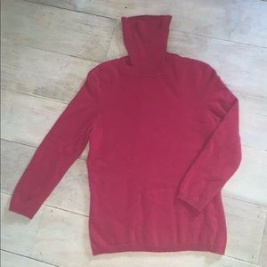 Ann Taylor turtleneck sweater size SMALL